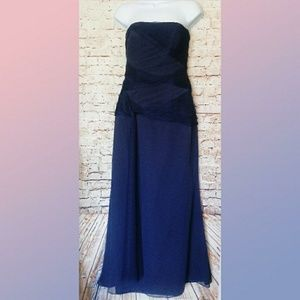 White by Vera Wang Formal Dress Size 10